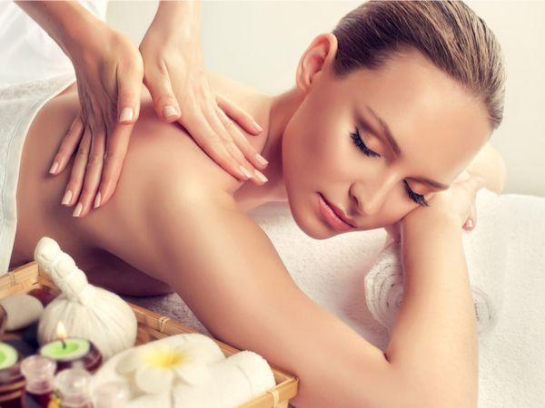 Medizinische Massage nach Wahl