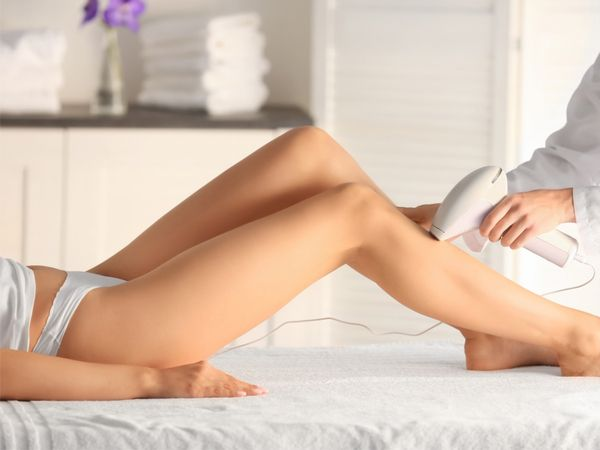Coupon for diode laser hair removal