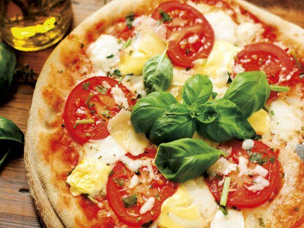 3-Gang Pizza Menü