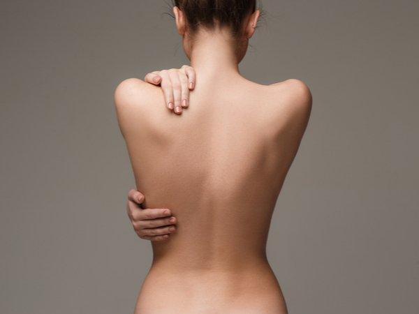 Rückenpflege