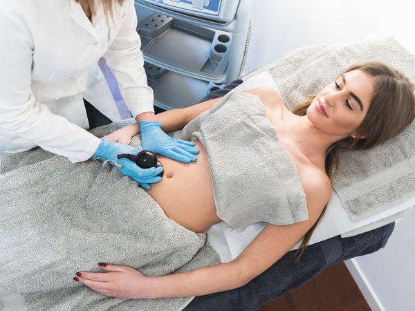 Vanquish me - radiofrequency therapy incl. Body fat analysis