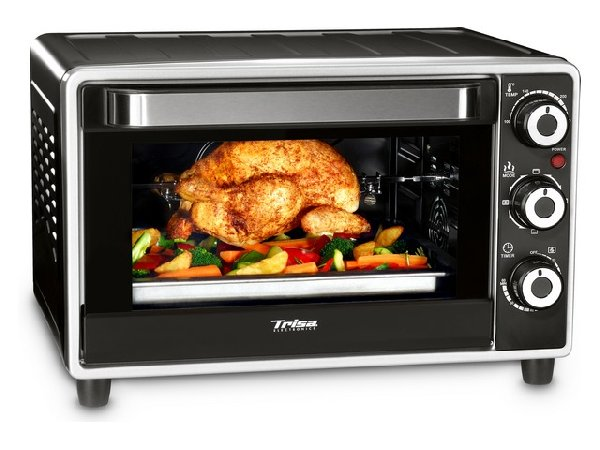 TRISA Oven