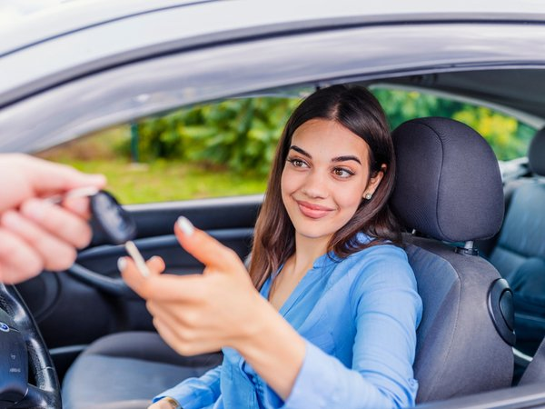Driving lessons for the car test