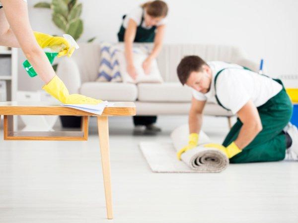 Endreinigung inkl. Abnahmegarantie - 1- bis 5.5-Zimmer Wohnung
