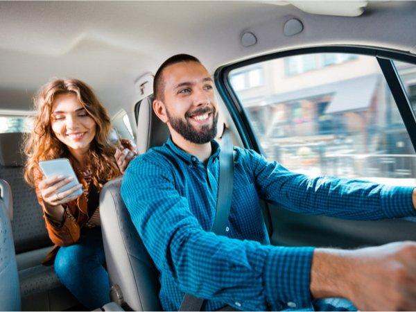 Lecciones de manejo para el examen de taxi - 2 o 4 lecciones