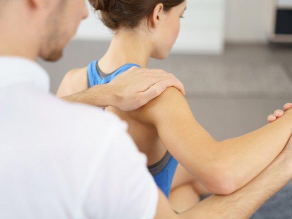 Massage für Sportler und Sportlerinnen