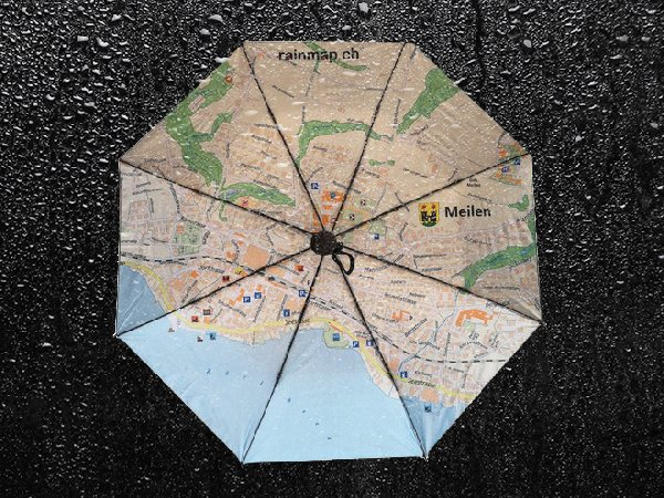 Umbrella Rainmap Meilen