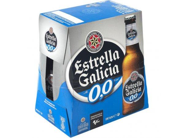 Estrella Galicia 0,0 - 25cl
