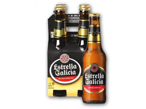 Estrella Galicia Glutenfrei - 33cl