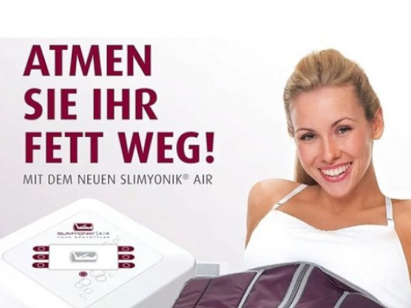 SLIMYONIK ® ׀ AIR Bodystyling Behandlung - 1, 3 oder 5 Behandlungen