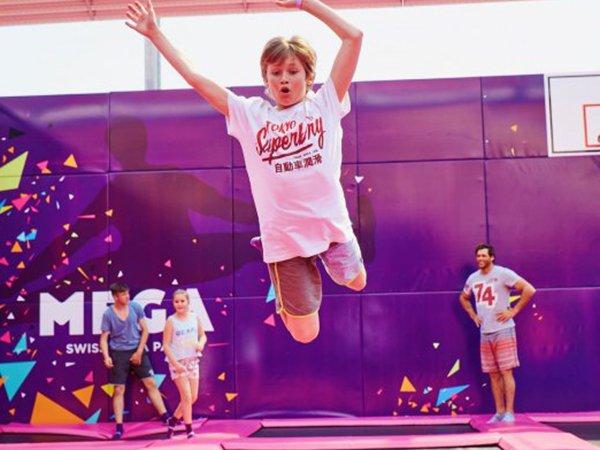 Kombiticket Fun- & Kletterpark für Kinder und Erwachsene