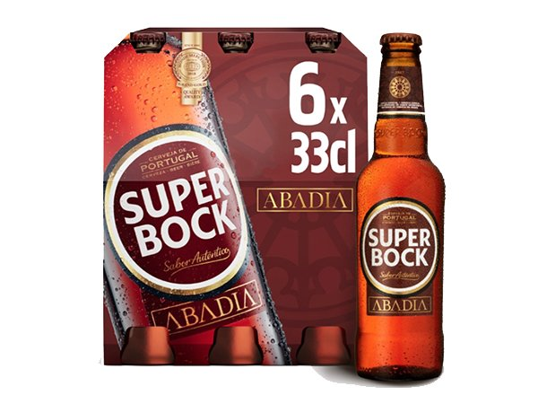 Super Bock Abadia - 33cl