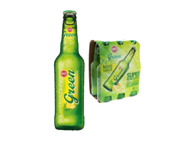 Super Bock Green - 33cl