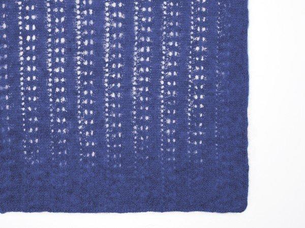 Bufanda de cashmere - Lhasa Indigo