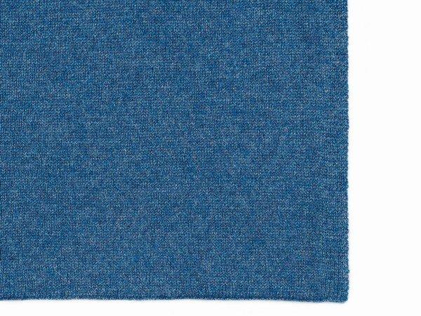 Bufanda de cachemir - London Baltic blue