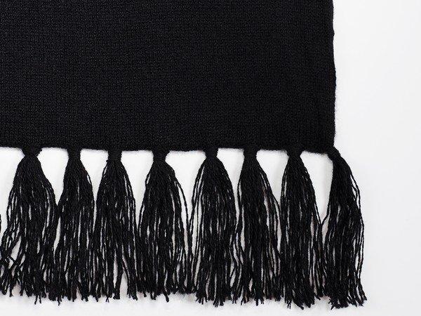 Bufanda de cachemir - Milano negro