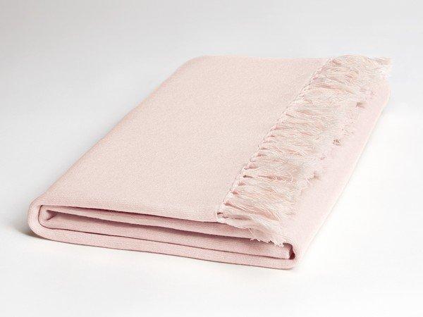 Cashmere scarf - Milano powder