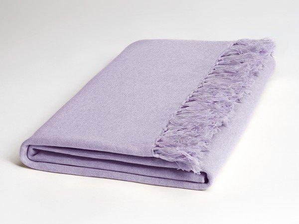 Bufanda de cachemir - Milano lila