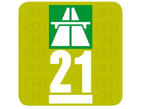 Motorway vignette 2021 for free!