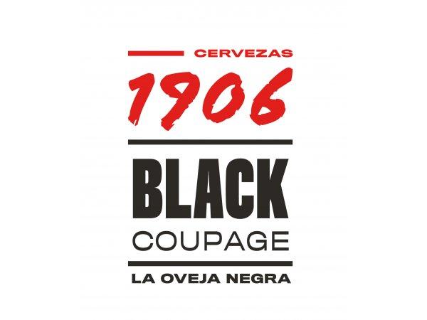 Estrella Galicia 1906 Black Coupage - 24x33cl