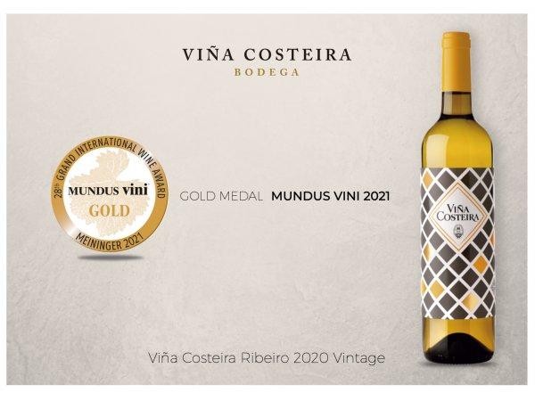 VIÑA COSTEIRA Blanco 2020