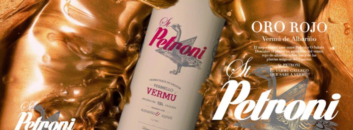 ST. PETRONI VERMU VERMELLO (Rot) 15% Vol. 1 Liter