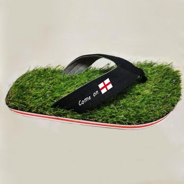 Grass Flip Flop England
