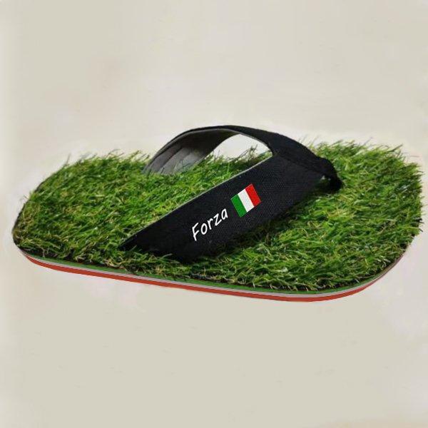 Grass Flip Flop Italien
