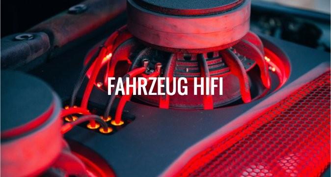 Fahrzeug HiFi