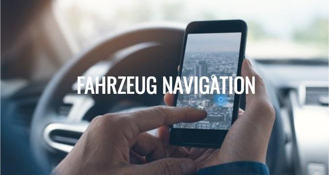 Fahrzeug Navigation