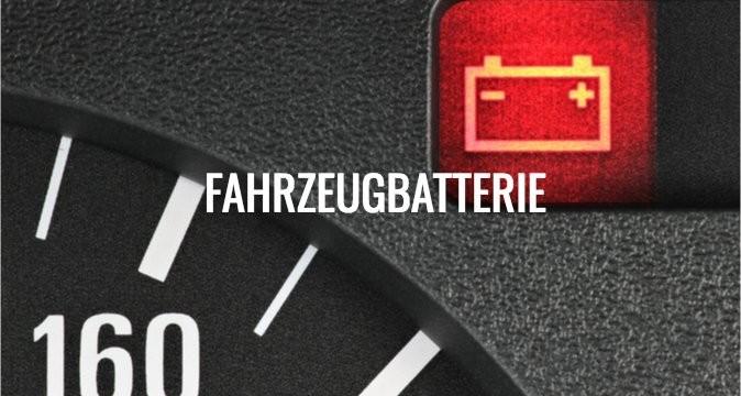 Fahrzeugbatterien
