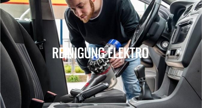 Reinigung Elektro