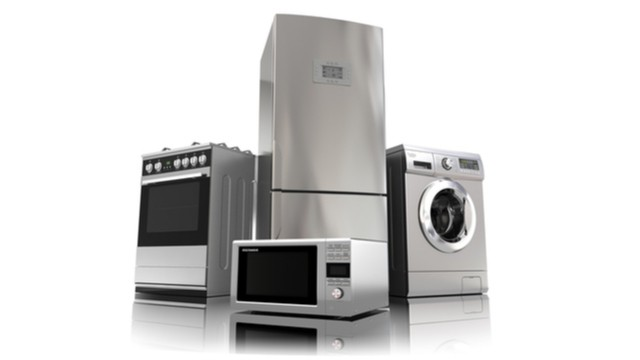 Large household electrical appliances
