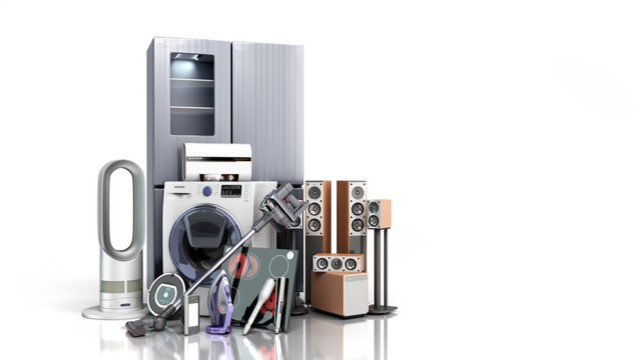 Small household electrical appliances