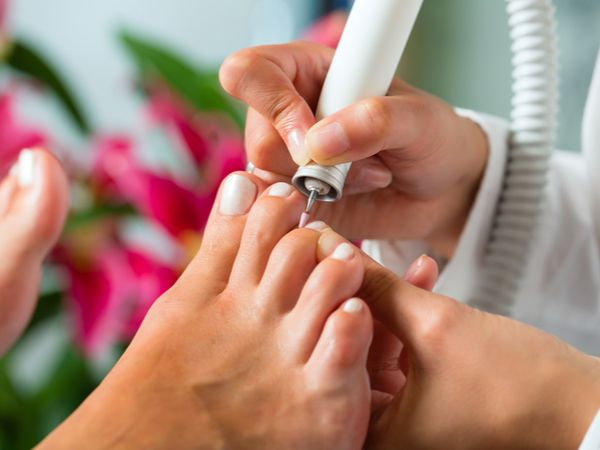 Pedicure treatment at your desired location - 1/3/6 treatments