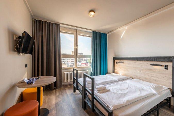 4 Tage Kurzurlaub zu zweit in Hamburg im a&o Hamburg City