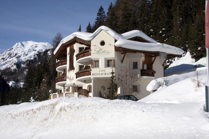 Erholungstage im 3* Landhaus Paradies in Spiss nahe Ischgl in Tirol erleben