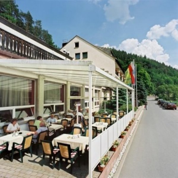 3 Tage Erholungsurlaub im Hotel am Schlossberg Ziegenrück
