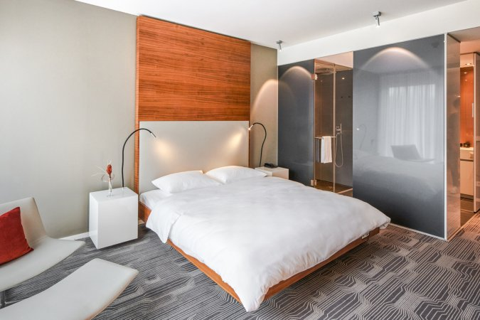 Erholungsurlaub in Luxemburg genießen im 4*S Legere Hotel Luxembourg