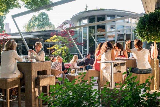 3 Tage Erholungsurlaub für zwei im 4* Park Hotel Winterthur inkl. 3-Gang Abendmenü