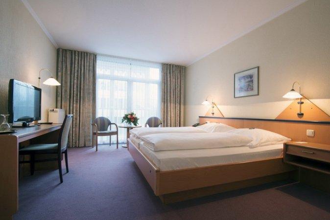 Erholung für zwei im 4* Hotel Dampfmühle Neukirchen-Vluyn bei Moers