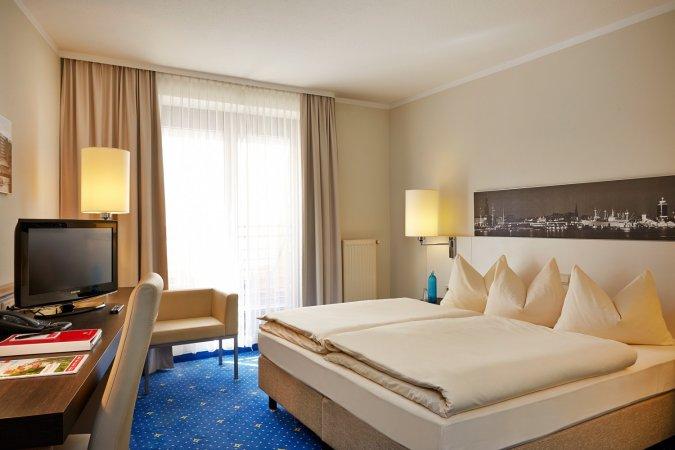 3 Tage 4* H4 Hotel Hamburg Bergedorf & 2 Tickets für St. Pauli-Führung