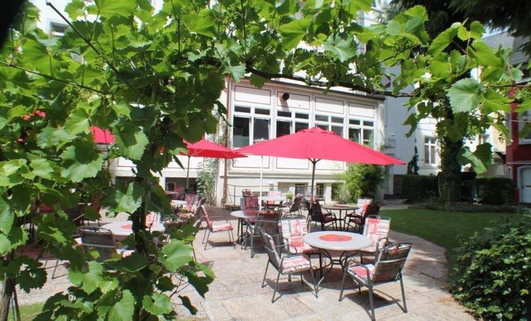 Erholungsurlaub an der Mosel im Kurhotel Quellenhof in Bad Bertrich