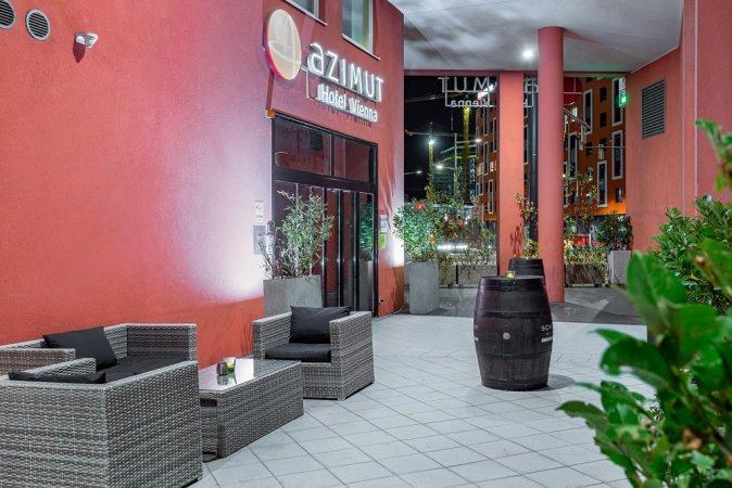4 Tage Städtereisen Kurzurlaub zu zweit nach Wien ins 4* AZIMUT Hotel Vienna