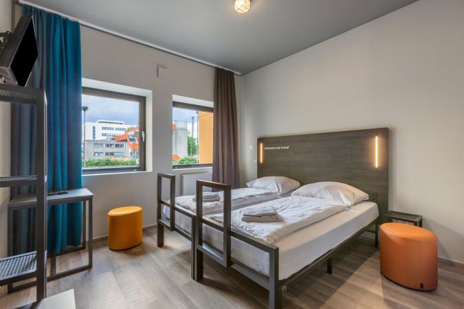 Städtereise zu zweit nach Amsterdam im a&o Amsterdam Zuidoost