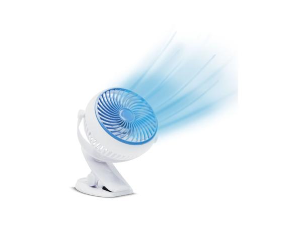 Ventilator Livington Go Fan weiss