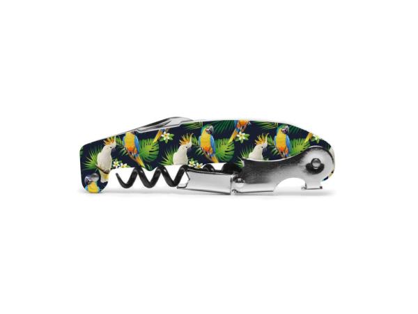 Flaschenöffner | Korkenzieher Retro Parrot