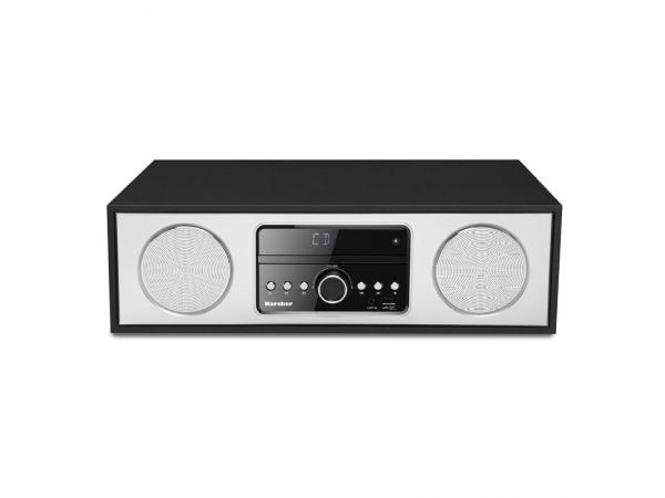 Desktopradio DAB 4500CD DAB+/UKW mit CD/MP3-Player