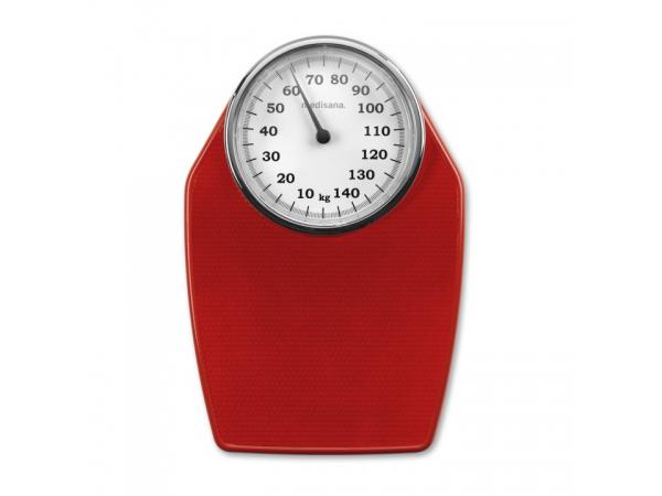 Körperanalysewaage PS100 rot