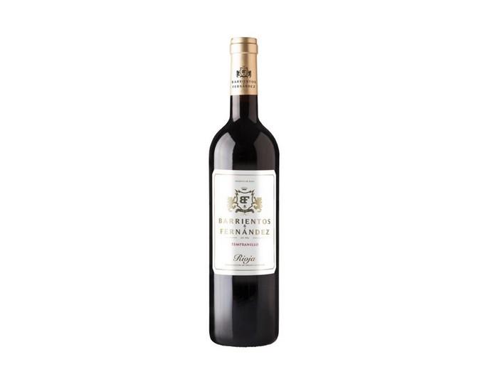 Barrientos & Fernandez Rioja Tempranillo